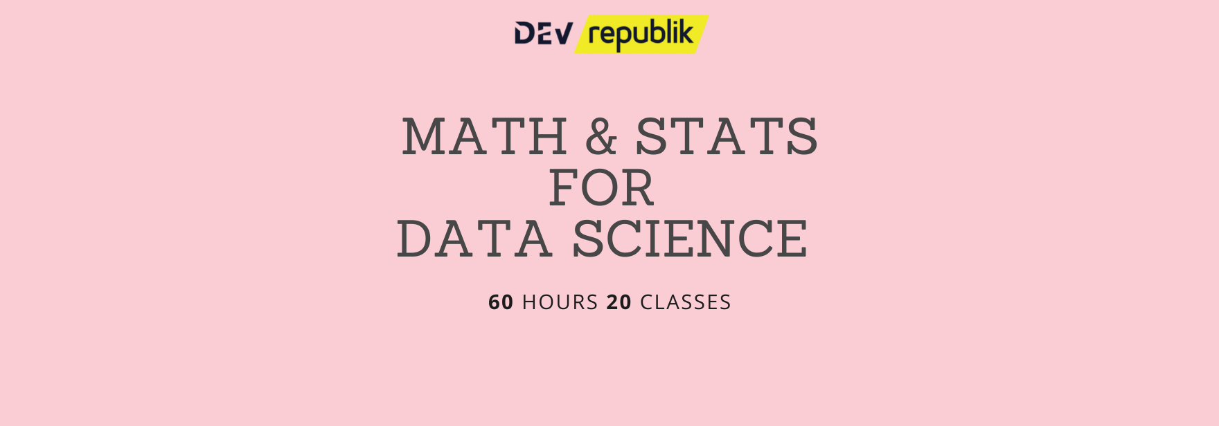 Copy of math and stats for DS course